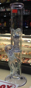 Glass on Glass water pipe